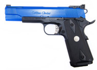 Army Armament R30 GBB Metal Pistol in Blue