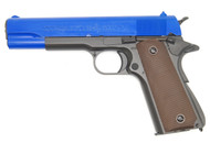 Army Armament R31C GBB Metal Pistol in Blue