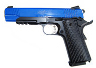 Army Armament R28 GBB Full Metal pistol  in Blue