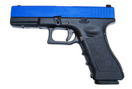 Army Armament R17 GBB Pistol In Blue