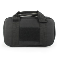 Wo Sport Medium Portable Pistol Bag in Black