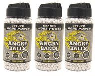 Angry Ball BB Pellets 6000 X 0.12 in white