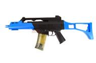 Double Eagle M41GL G36 replica in blue