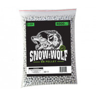 Snow Wolf Bio BB pellets 4000 x 0.20g
