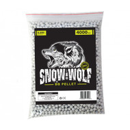 Snow Wolf Bio BB pellets 4000 x 0.25g
