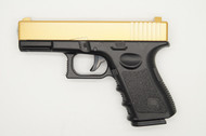 Galaxy G15 Full Metal glock in Gold
