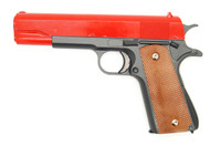 Galaxy G13 XXL Full Metal pistol in Red