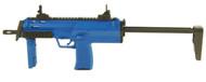 Well Metal AEG R4 MP7 Electric Rifle  in Blue
