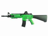 Well D3814 M4 Fully Auto BB Gun in Green
