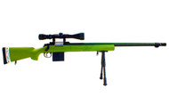 Well MB4405 Custom VSR10 Airsoft Sniper Rifle in Green