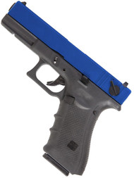 Nuprol Raven EU18 Full Auto GBB BB Pistol in Blue