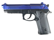 Y&P GC105 Beretta 92 Replica Co2 NBB Pistol in Blue