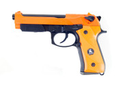 HFC HG 192 Gas powered bbgun Full metal in orange
