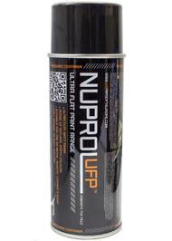 Nuprol UFP Flat Black Spray Paint