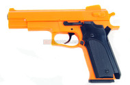 HFC HA107 1911 replica spring Pistol in Orange