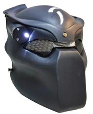 Dc14 Predator Protection Mask Black With Laser