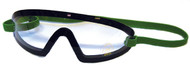 Swiss Arms Clear Airsoft Safety Goggles Slim Version
