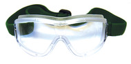 Swiss Arms Medium Size Airsoft Safety Goggles in Clear