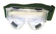 Swiss Arms Full Size Airsoft Safety Goggles in Clear