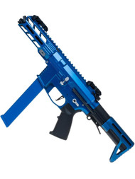 Classic Army Nemsis X9 SMG Full Metal in Blue