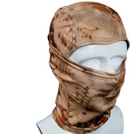Wosport Balaclava in nomad camouflage