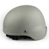 Wo Sport MICH 2000 Combat Airsoft Helmet (Gray)