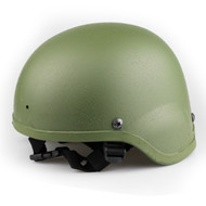 Wo Sport MICH 2000 Combat Airsoft Helmet (Olive Drab)