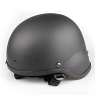 Wo Sport MICH 2000 Combat Airsoft Helmet (Black)