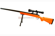 Well MB03 VSR11 Spring Sniper Rifle In (Orange)
