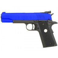 Army Armament R29 M1911 Replica GBB Full Metal (Blue)