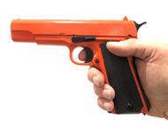 Cyma ZM19 Metal M1911 BB Gun in Orange