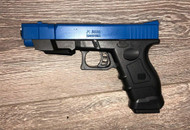 P2698 Spring BB gun pistol in blue