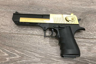Desert Eagle 699B Spring BB Pistol in Gold