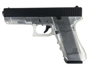 Blackviper G17 Heavy Spring BB Pistol in Clear