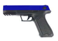 "Cyma CM127 ""Phantom"" Electric Airsoft Pistol AEP in Blue"