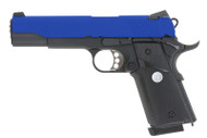 Army Armament R27 M1911 GBB Full Metal (Blue)