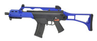 Army Armament R36 - HK G36 Gas Blowback Rifle in Blue