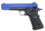 Army Armament R26 GBB Full Metal pistol in Blue