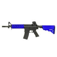 Cyma CM517 M4 with RAS Handguard in Blue