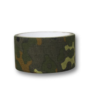 Wosport Fabric Tape 50mm wide (Flecktarn Camo)