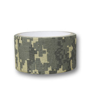 Wosport Fabric Tape 50mm wide (ACU Camo)