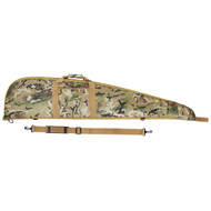 WoSports Gun Slip With Padded Liner in Multicam