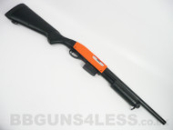 Bison C401C Tactical BB gun pump action Shotgun
