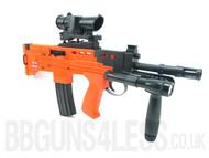 HFC HA2110 l85 SA80 carbine in orange