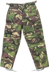 Kids Trousers - British dpm camo