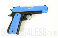 HFC HG 123 Smith & Wesson 1911 Replica Gas powered