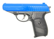 Galaxy G3 PPK Replica Full Metal Pistol in blue
