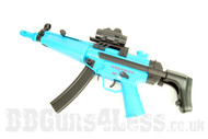 Cyma CM023 MP5 Airsoft gun in blue