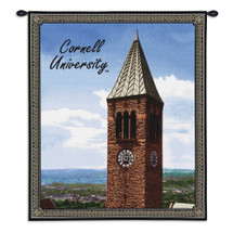 Cornell University -CM Tower Wall Tapestry Wall Tapestry