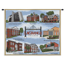 Lagrange College |Wall Tapestry Wall Tapestry